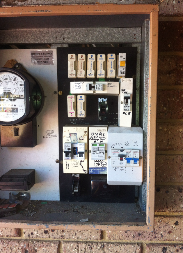 Safety Switches (RCD's) and more…
